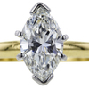 1.14 ct. Marquise Cut Solitaire Ring #4