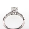 1.00 ct. Round Cut Solitaire Ring #3