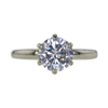 1.85 ct. Round Cut Solitaire Ring, I-J, I2-I3 #3