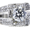 2.01 ct. Round Cut Solitaire Ring #3