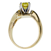 0.65 ct. Round Cut Ring, H-I, SI2-I1 #3
