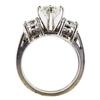 1.54 ct. Round Cut Bridal Set Ring #1