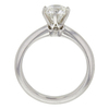 1.14 ct. Round Cut Solitaire Tiffany & Co. Ring, H, VS1 #4