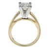 1.53 ct. Princess Cut Solitaire Ring, G, VS1 #4