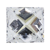 1.33 ct. Princess Cut Solitaire Ring, F, VS1 #3