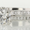 1.32 ct. Round Cut Bridal Set Tiffany & Co. Ring #2