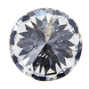 2.04 ct. Round Cut 3 Stone Ring, H, SI2 #2