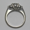 .78 ct. Round Cut 3 Stone Ring #3