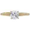 0.7 ct. Round Cut Solitaire Ring, I, SI1 #3