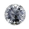 1.01 ct. Round Cut Halo Ring, I, SI2 #2