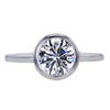 1.81 ct. Round Cut Solitaire Ring, G, VVS2 #3
