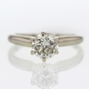 .89 ct. Round Cut Solitaire Ring #3