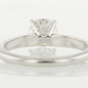 0.73 ct. Round Cut Solitaire Ring #2