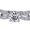 .94 ct. Round Cut Bridal Set Ring #3
