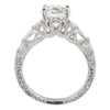 2.01 ct. Round Cut Solitaire Ring, G-H, VS2-SI1 #4