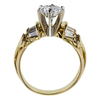 1.20 ct. Round Cut Solitaire Ring, H, VS2 #1