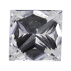2.00 ct. Princess Cut Halo Ring, G, I1 #4
