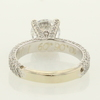 1.74 ct. Round Cut Solitaire Ring #3