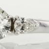 0.68 ct. Round Cut 3 Stone Ring #3