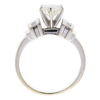 1.0 ct. Round Cut Solitaire Ring, K, SI1 #4