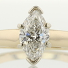 1.52 ct. Marquise Cut Solitaire Ring #1