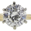 1.03 ct. Round Cut Solitaire Ring, I, VS2 #4
