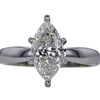 1.64 ct. Marquise Cut Solitaire Ring #3