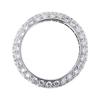 Round Cut Eternity Band Tiffany & Co. Ring, H-I, VVS2-VS1 #3