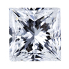 1.52 ct. Princess Cut Halo Ring, D, SI2 #3