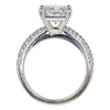 2.27 ct. Cushion Cut Solitaire Ring, I, VS2 #3