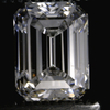 1.03 ct. Emerald Cut Loose Diamond #1