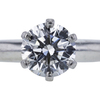 1.00 ct. Round Cut Solitaire Tiffany & Co. Ring, D, VS2 #4