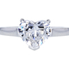 1.75 ct. Heart Cut Solitaire Tiffany & Co. Ring, D, VVS2 #3