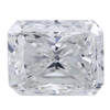 1.20 ct. Radiant Cut Bridal Set Ring #1