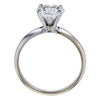 1.71 ct. Round Cut Solitaire Ring, H, VVS2 #1