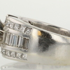 0.89 ct. Marquise Cut Ring #3