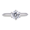 0.71 ct. Round Cut Solitaire Tiffany & Co. Ring, H, VS1 #4