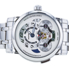 Montblanc  'Nicolas Rieussec' Silver Dial Stainless Steel Chronograph 7218  #2