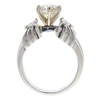 1.03 ct. Round Cut Solitaire Ring, M, VS1 #4