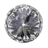 1.30 ct. Round Cut Bridal Set Ring #2
