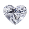 1.01 ct. Heart Cut Solitaire Ring #1