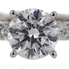 1.70 ct. Round Cut Solitaire Ring #2