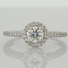 .56 ct. Round Cut Bridal Set Ring #1