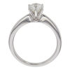 0.72 ct. Round Cut Solitaire Ring, G, VS2 #4