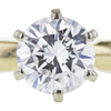 1.01 ct. Round Cut Solitaire Ring, E, VVS2 #4