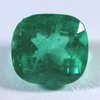 8.62 ct. Cushion Cut Emerald #4