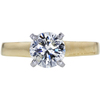 1.06 ct. Round Cut Solitaire Ring, I, I1 #3