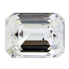 4.01 ct. Emerald Cut Halo Ring #2