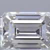 1.19 ct. Emerald Cut Solitaire Ring, H, VS2 #1