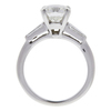 1.7 ct. Round Cut Bridal Set Ring, I, SI1 #3